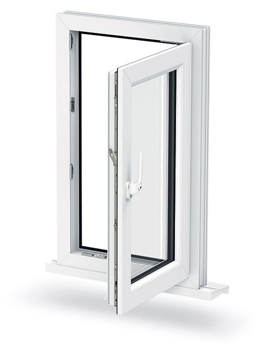 uPVC Tilt and Turn Windows Crewe