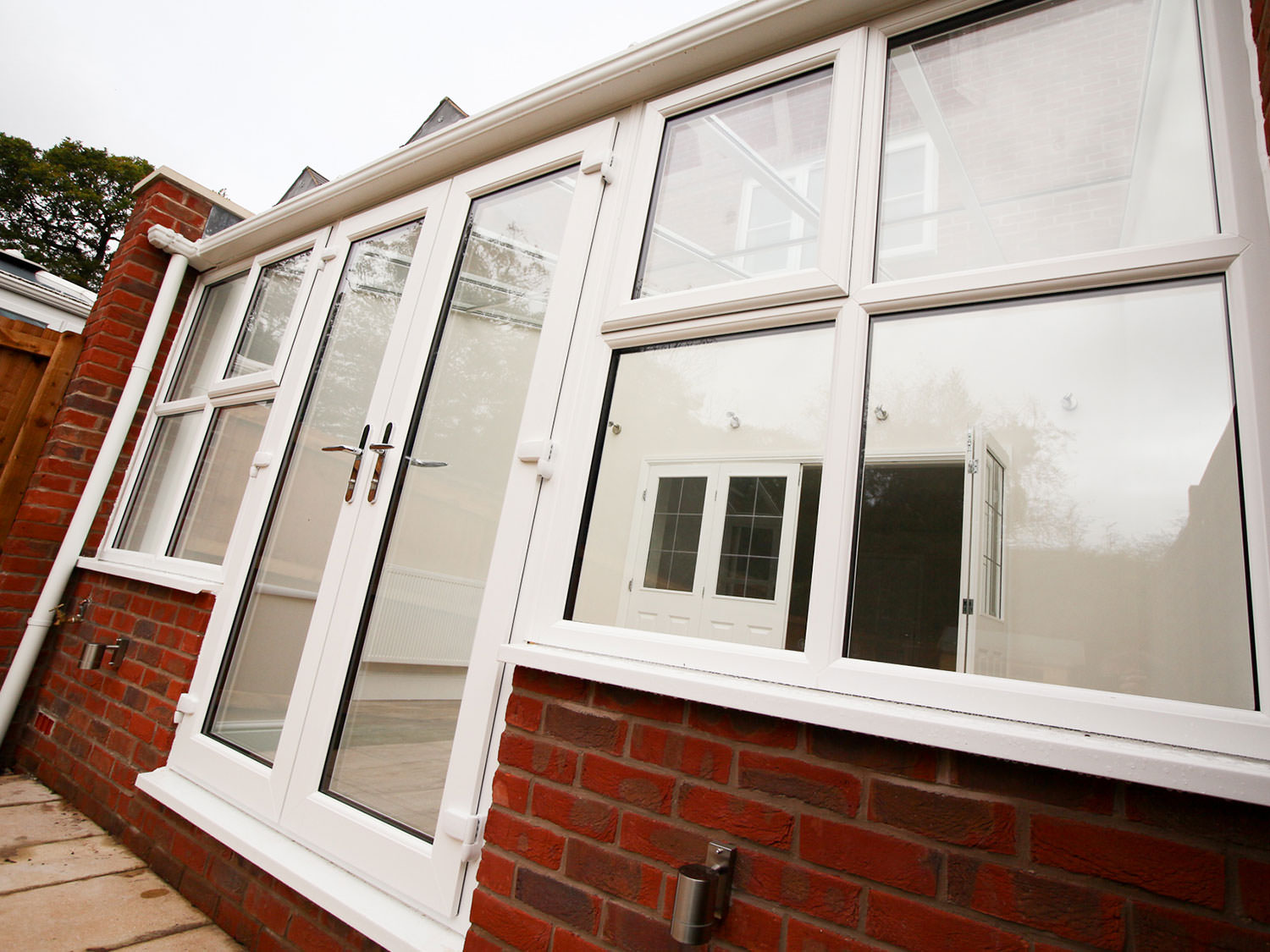 French Doors Staffordshire