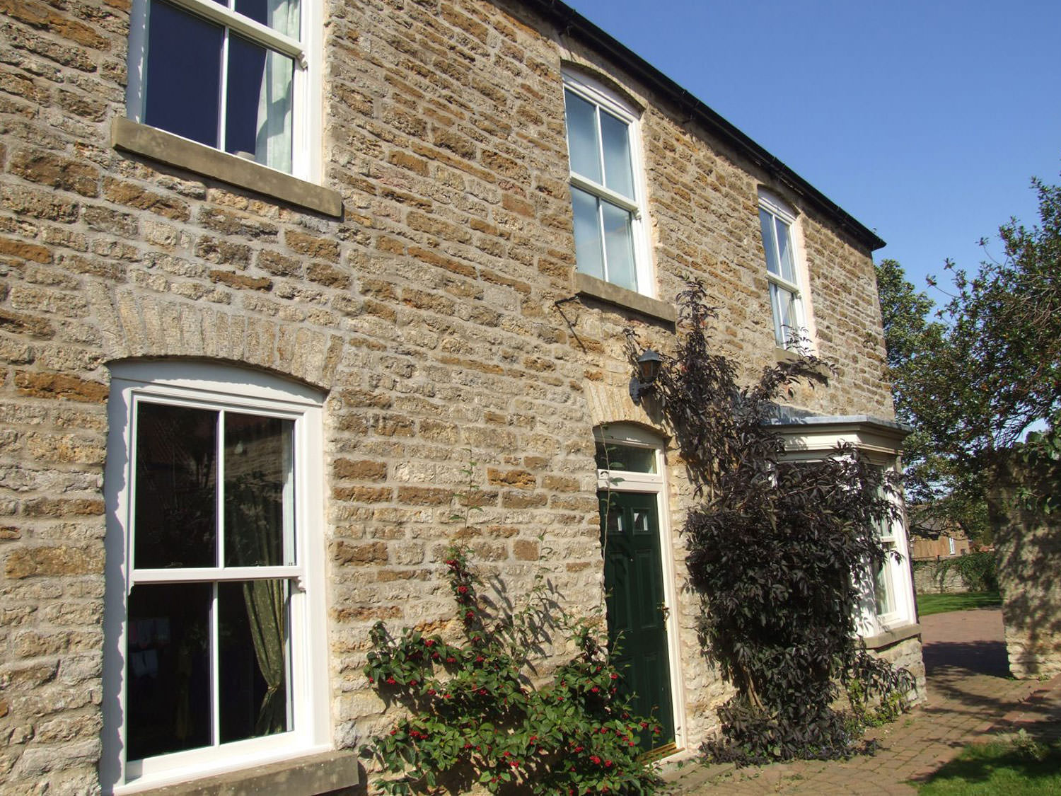 Sliding Sash Windows Staffordshire
